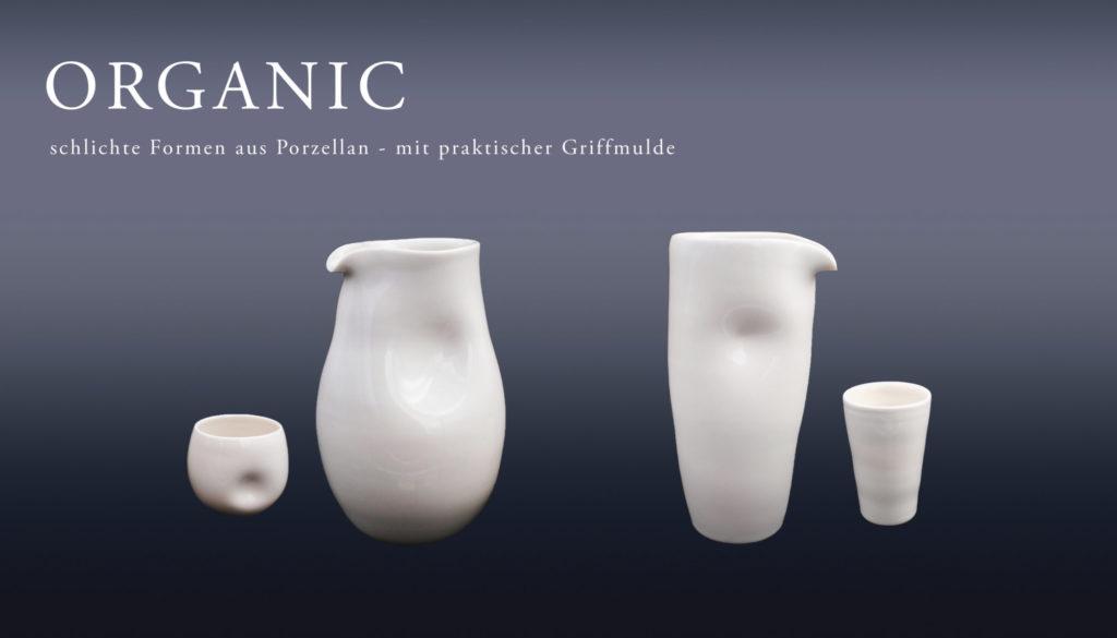Organic-Porzellan