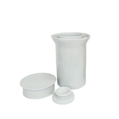 Porzellan-Gimchi-Töpfe